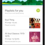 Chytré karty podporují Spotify