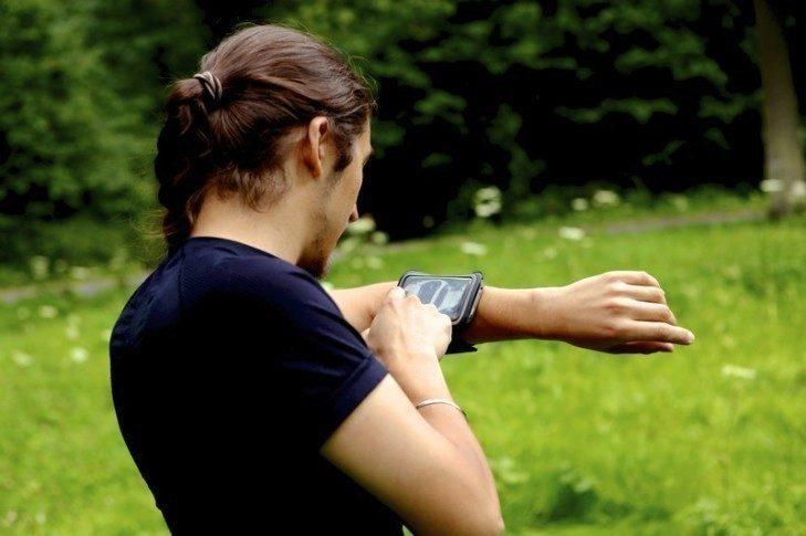 telefon sport běh 2