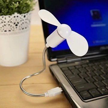 zboží z Číny - USB větrák