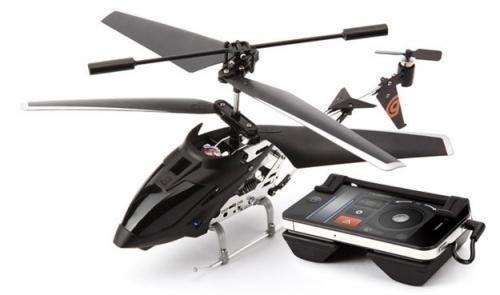 zboží z Číny - model vrtulníku