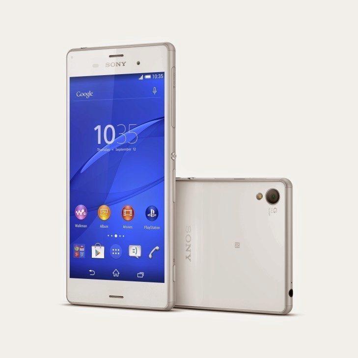 Vodotěsné a prachuvzdorné telefony Sony výměnu akumulátoru nepodporují