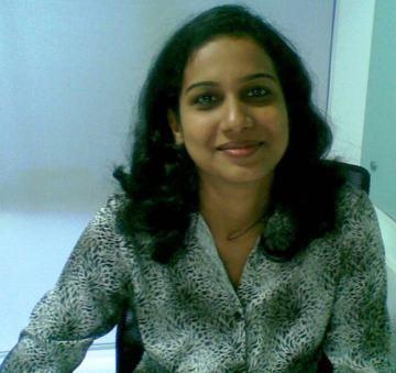 Produktová manažerka Map Google Pavithra Kanakarajan
