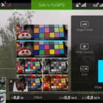 DJI Pilot – barevna paleta