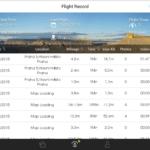 DJI Pilot – letovy denik