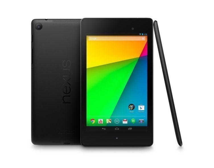 Nexus 7 dostává Android 5.1.1
