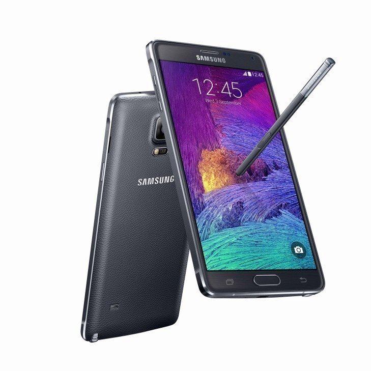 Jedním z rysů Samsungu Galaxy Note 4 je vyměnitelná baterie