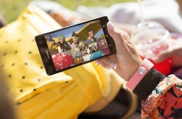 Sony Xperia C4 hlavni