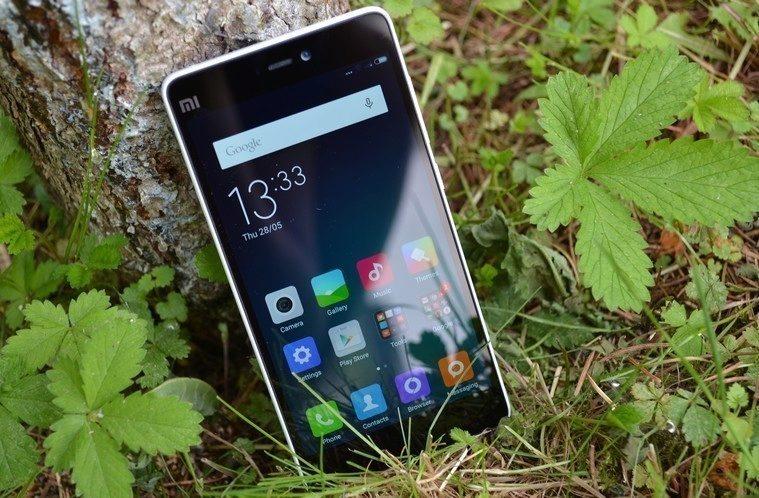 Xiaomi Mi4i nahledak