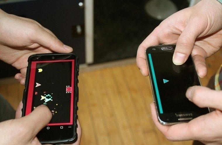 android hry pro více hráčů hlavní