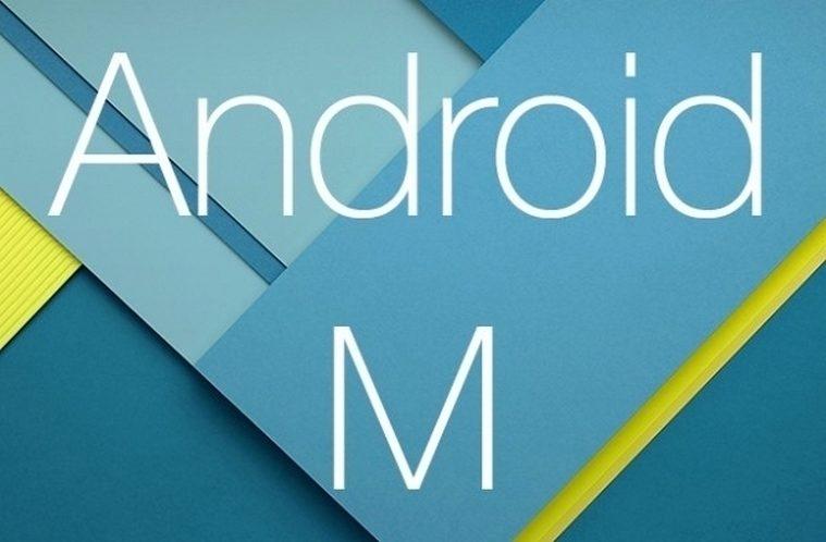 android m hlavní