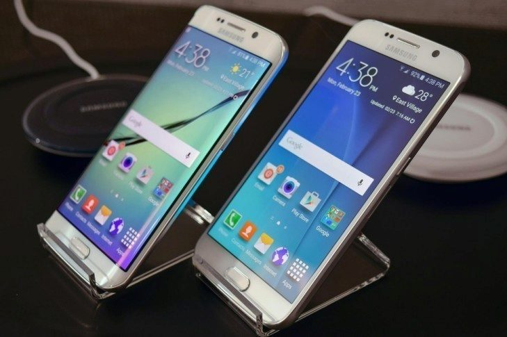 galaxy s6 and s6 edge android 5.1 lollipop