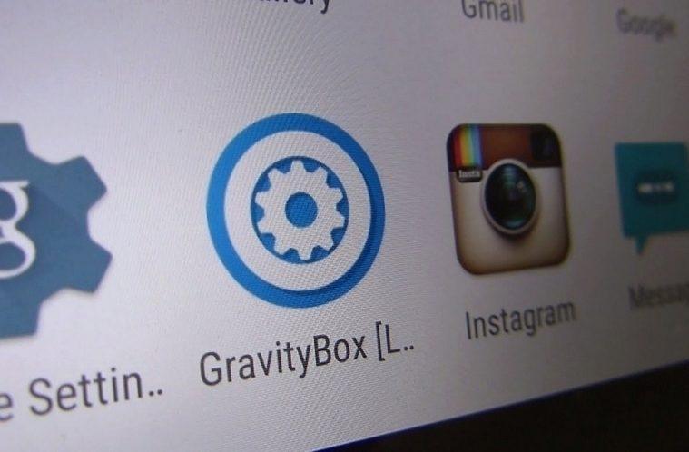 gravity box hlavni