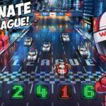 mini motor racing wrt 2