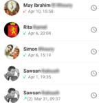 WhatsApp zpravy