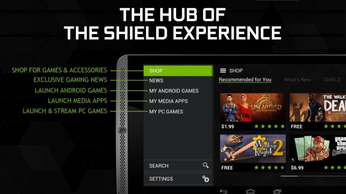 nvidia grid shield hub