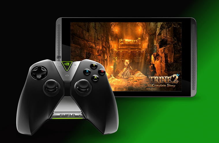 nvidia shield android 5.1 hlavni