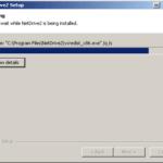 Instalace aplikace NetDrive na PC