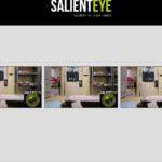Webová galerie zachycených snímků