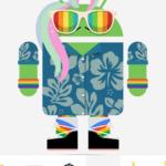 Androidify ve verzi 4.0