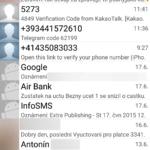 Oskárek SMS