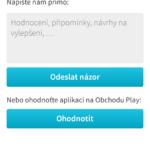Názor na aplikaci