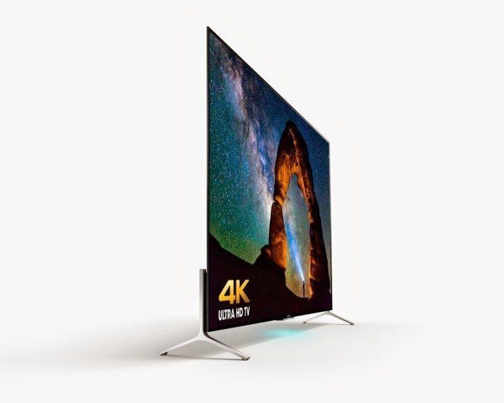 Sony 4Ktelevizor s OS Android TV
