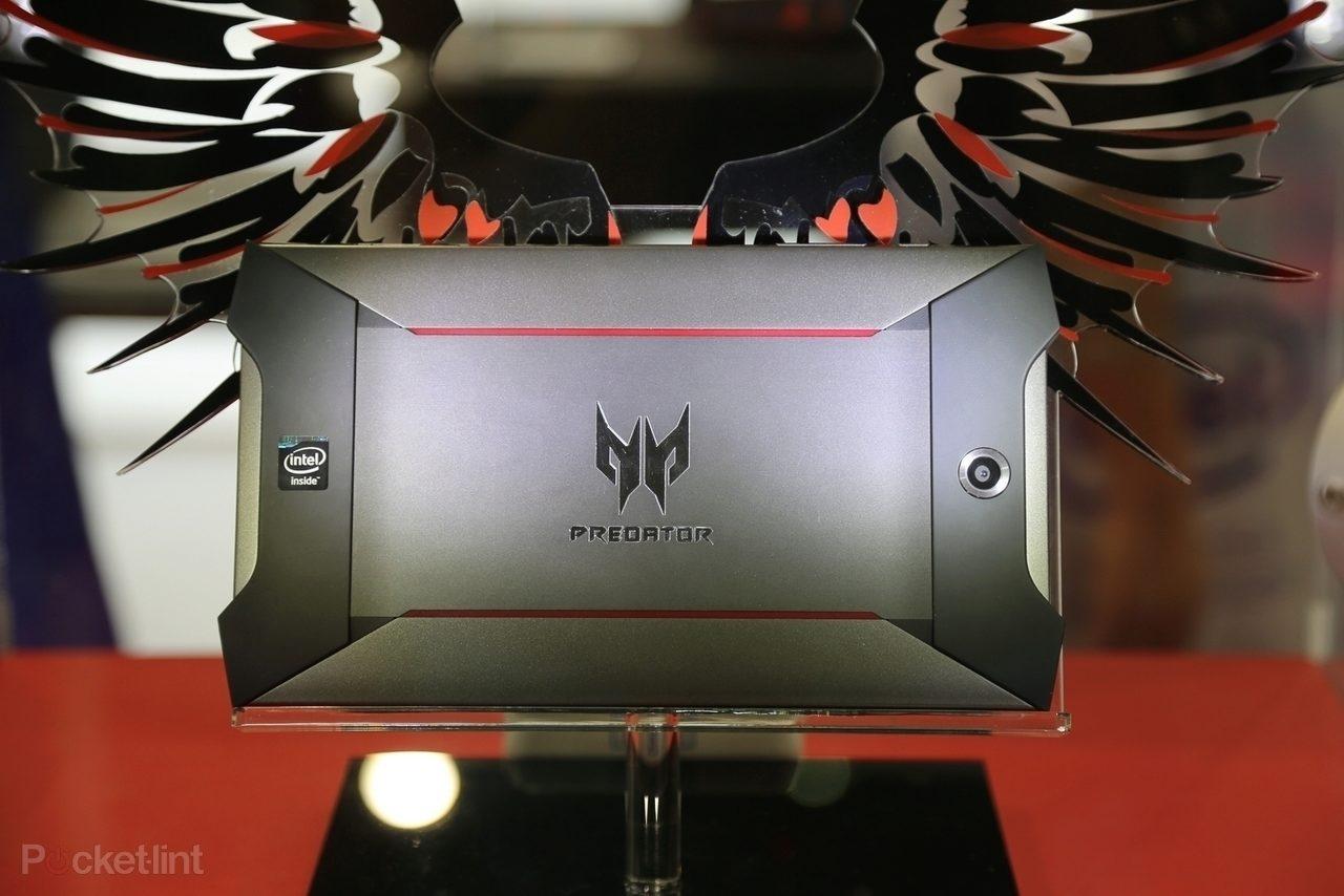 Acer Predator 8: herní tablet s nevšedním vzhledem a Atomem X7