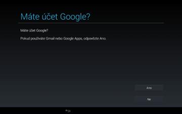 Android pro začátečníky – google účet (1)