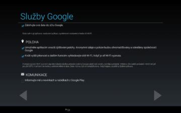Android pro začátečníky – google účet (14)