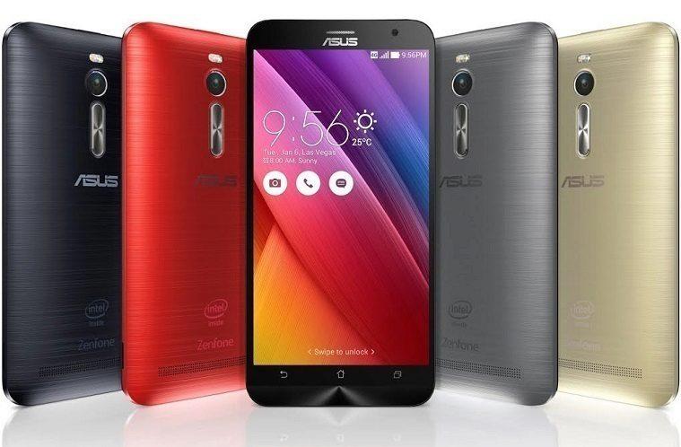 Asus ZenFone 2 titul