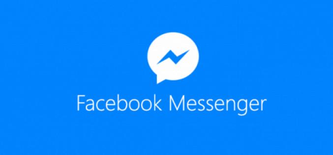 Facebook Messenger je desátou aplikací, která překonala miliardu instalací