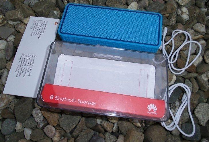 Huawei Colorcube AM10 obsah balení