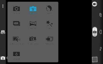 Huawei MediaPad T1 app fotoaparát
