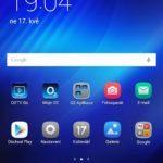 Huawei MediaPad T1 launcher