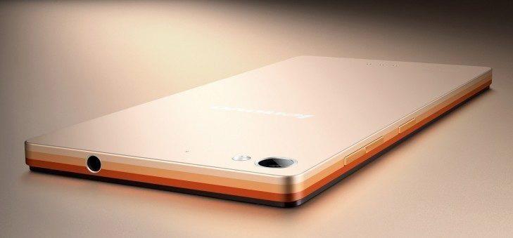 Lenovo Vibe X2_zlaty