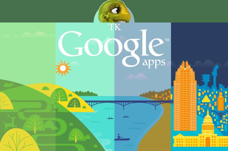 TK GApps je projekt, navazující na PA GApps