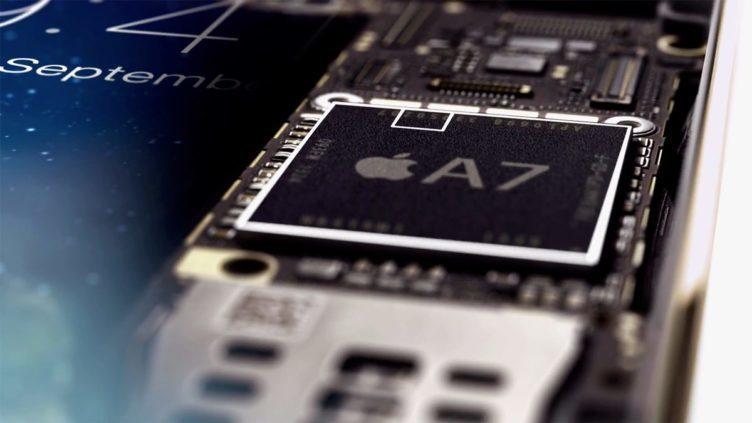 Dnešní iPhony mají koprocesor, určený výhradně bezpečnostním opatřením