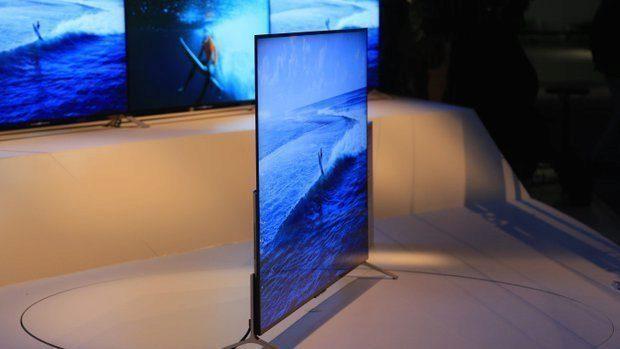 Sony 4K televizor s OS Android TV