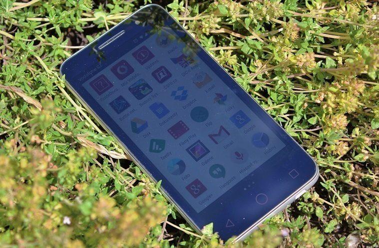 Vodafone Smart Prime 6 titul