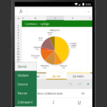 android aplikace excel