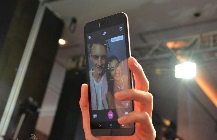 asus zenfone selfie 5