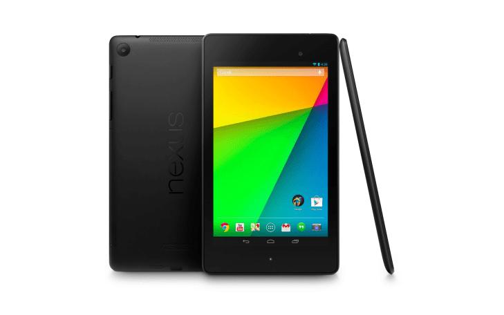 Nexus 7 (2013) dostává update na Android 5.1.1_r6 (LMY48G)