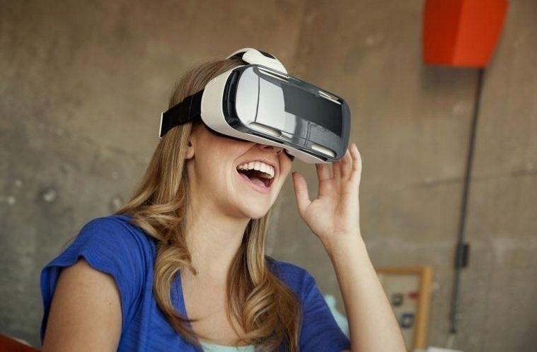 samsung VR alza android roadshow 2015