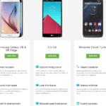 Podrobnosti o vybraných telefonech