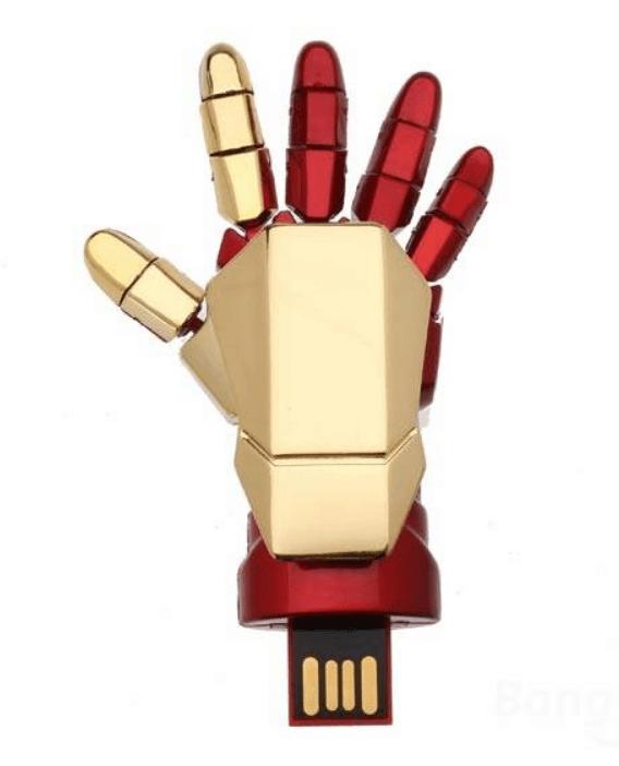 zboží - iron man ruka
