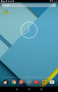 Výchozí launcher na tabletu Nexus 7 (2012) nahradí alternativní launcher Nova