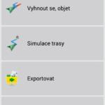 Sekce Navigace