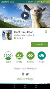Android pro začátečníky - Google Play (21)