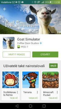 Android pro začátečníky - Google Play (5)