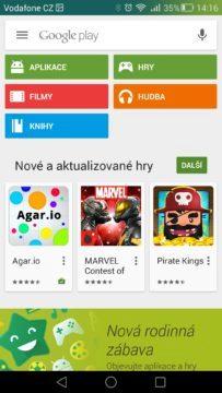Android pro začátečníky - Google Play (7)